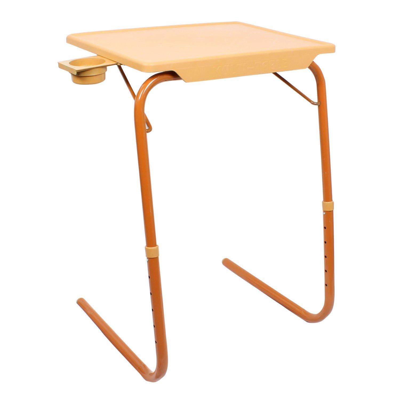 میز پلین صورتی مشکی سبز قرمز سفید آبی قهوه ای تیبل میت سفارش میز قابل حمل لپ تاپ این امکان را دارید تا تا با تسلط بیشتر بر روی صفحه کلید و مانیتور کار با لپ تاپ را انجام دهید و از بسیار از عوارض گذاشتن لپ تاپ بر روی پاها که بر روی اندام بدن و یا لطماتی که در اثر قرار دادن بر روی سطوح نا مناسب به قطعات و بدنه لب تاپ وارد میشود جلوگیری نماید    میز پلین صورتی مشکی سبز قرمز سفید آبی قهوه ای تیبل میت      سفارش میز قابل حمل لپ تاپ  خرید اینترنتی میز قابل حمل لپ تاپ    خرید اینترنتی میز قابل حمل لپ تاپ ابن امکان را به شما میدهد که میزی تاشو و کم جا با قابلیت تنظیم در 6 ارتفاع و 3 زاویه مختلف و کاربردهایی فراوان را در اختیار داشته باشید این میز مخصوص لپ تاپ به قدری سبک است که با دو انگشت قابل جابه جایی است و بسیار محکم و مقاوم است که وزنی معادل 22 کیلوگرم را به راحتی تحمل مینمایید          میز لپ تاپ قابل حمل      خرید میز قابل حمل مخصوص لپ تاپ    ویژگی های میز قابل حمل لپ تاپ تیبل میت:  – قابل تنظیم در 6 ارتفاع و 3 زاویه مختلف  – دارای صفحه نشکن از پلاستیک کاملا بهداشتی  – مقاوم در برابر ضربه سایش و خراشیدگی  – به آسانی حمل می شود  – به راحتی باز و بسته می شود  – جای کمی را اشغال می کند  – فنر تنظیم ارتفاع از یک آلیاژ خاص تولید شده که به مرور زمان خاصیت خود را از دست نمی دهد  و تنظیم ارتفاع میز جادویی تیبل میت همیشه به سادگی روز اول خواهد بود  – قابلیت تحمل وزن 22 کیلوگرم(50 پوند)          توضیحات  میز تیبل میت : امروز در فروشگاه اینترنتی لردیا قصد معرفی محصولی پر کاربرد و جالب را داریم. شاید پیش تر نام تیبل میت table mate به گوشتون خورده باشه. میزی که استفاده های خیلی زیادی داره و در حالت های مختلف میشه ازش استفاده کرد. هنگامی که روی مبل نشسته اید و یا زمان خوردن غذا یا وقتی که قصد مطالعه دارید و یا میخواهید با لب تاپ کار کنید. زمانی که روی زمین نشسته اید و میخواهید چیزی را یادداشت کنید ، تا به حال به خلا میزی پر کاربرد اندیشیده اید؟ میزی استاندارد برای نوشتن تکالیف و تحریر فرزندان خانواده . خب ما بری پر کردن این جای خالی در منزلتون اندیشیده ایم و امروز با دستی پر به نزد شما عزیزان آمده ایم.        میز تاشو تیبل میت    تیبل میت          ویژگی ها  1 – خیلی جای کمی میگیره